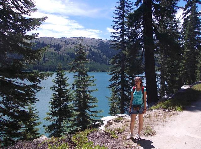 Marlette Lake, Sierra Nevada, NV, USA