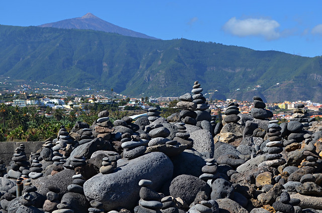 Rock Tower, Puerto de la Cruz, Tenerife