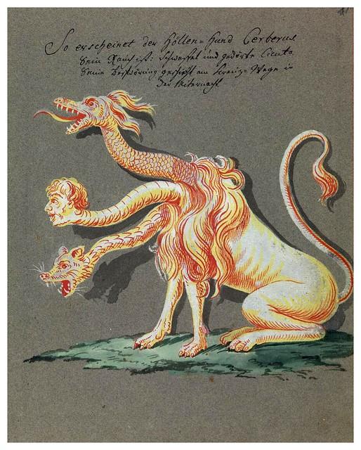 009- Dragon-Compendium rarissimum…1775- Wellcome Library