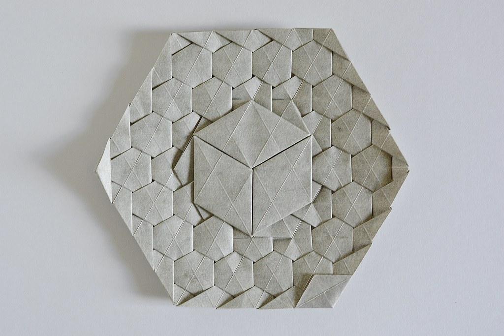 1 Cube Tessellation Alessandro Beber