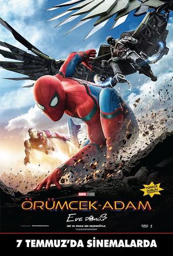 Örümcek Adam: Eve Dönüş - Spider-Man: Homecoming (2017)
