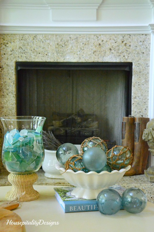 Sea Glass-Japanese Fishing Floats-Housepitality Designs