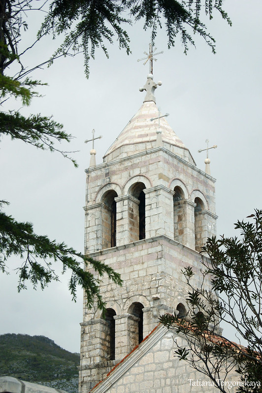 Колокольня церкви Св. Троицы
