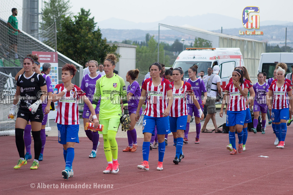 Atlético de Madrid Femenino - UDG Tenerife