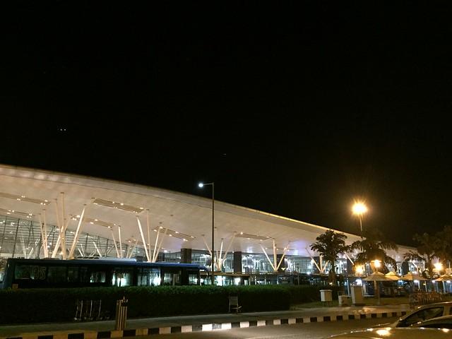 Bangalore Int'l Airport