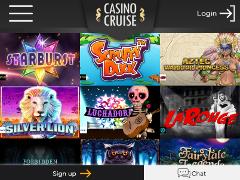 Casino Cruise Lobby