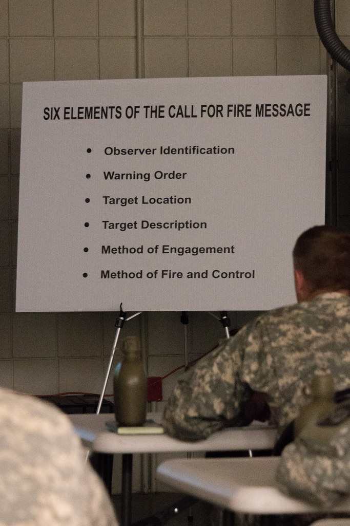 Advanced Camp For Fire Training By Armyrotcpao