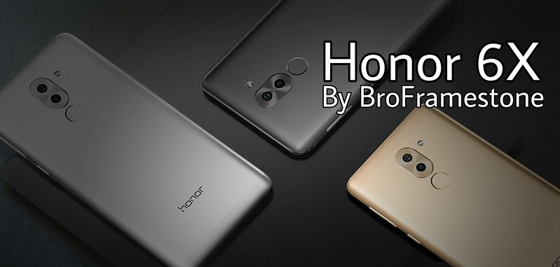 Review Honor 6X Bro Framestone
