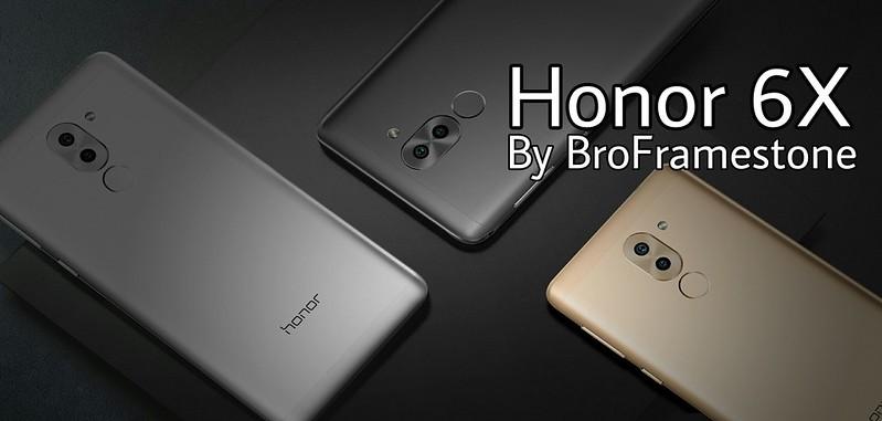 Review Honor 6X Bro Framestone