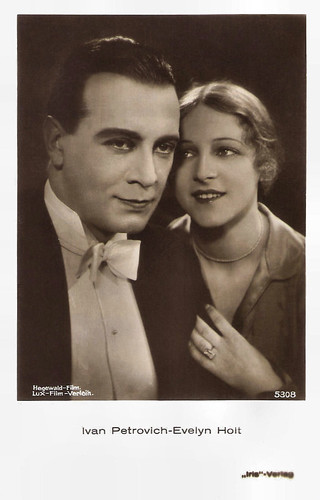 Ivan Petrovich and Evelyn Holt in Frauenarzt Dr. Schäfer (1928)