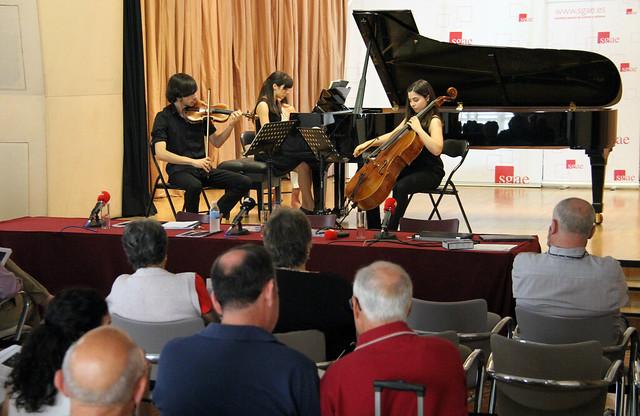 LA RED DE MÚSICAS EN LA ASAMBLEA DE JUVENTUDES MUSICALES DE ESPAÑA - MADRID 17.06.17