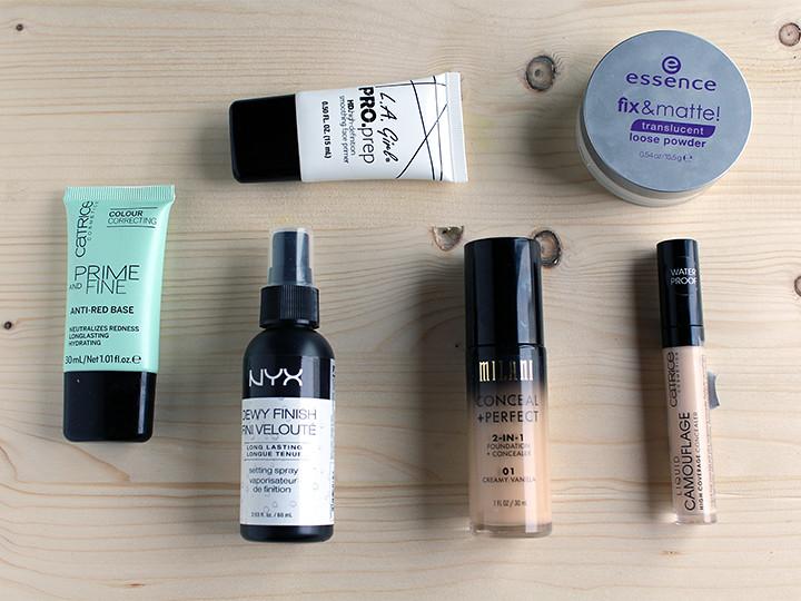 Mijn flawless skin routine
