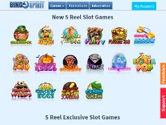 Bingo Spirit Games