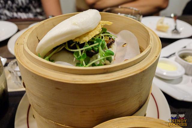 shitake bun