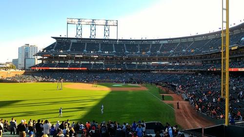 AT&T Park - San Francisco, California