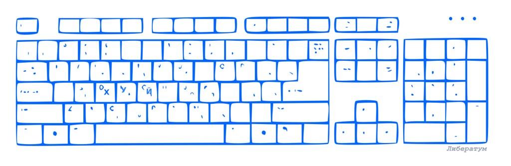 Отказ от мыши в пользу механической клавиатуры