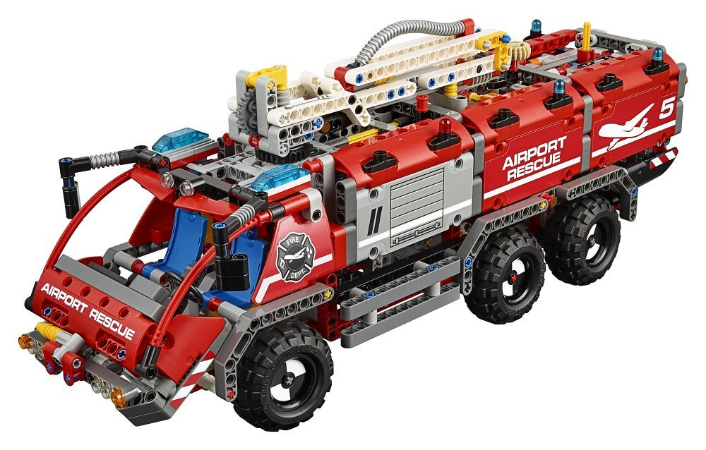 LEGO Technic 42068 - Airport Rescue Vehicle