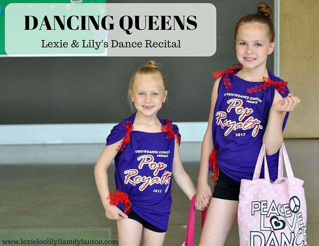 DANCING QUEENS - Lexie & Lily's Dance Recital