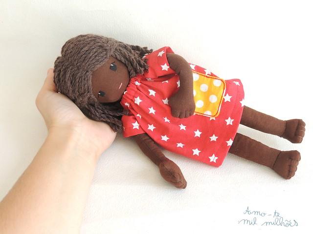 nova boneca