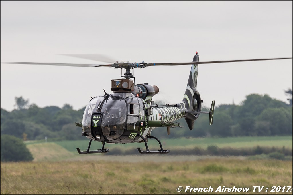 SA 342 M Gazelle , EHRA 3 (ALAT) , Escadrille d'Hélicoptères de Reconnaissance et d'Attaque , Nato Tiger Meet landivisiau 2017 , NTM2017 ,Spottersday Nato Tigers , Harde to be humble , bretagne