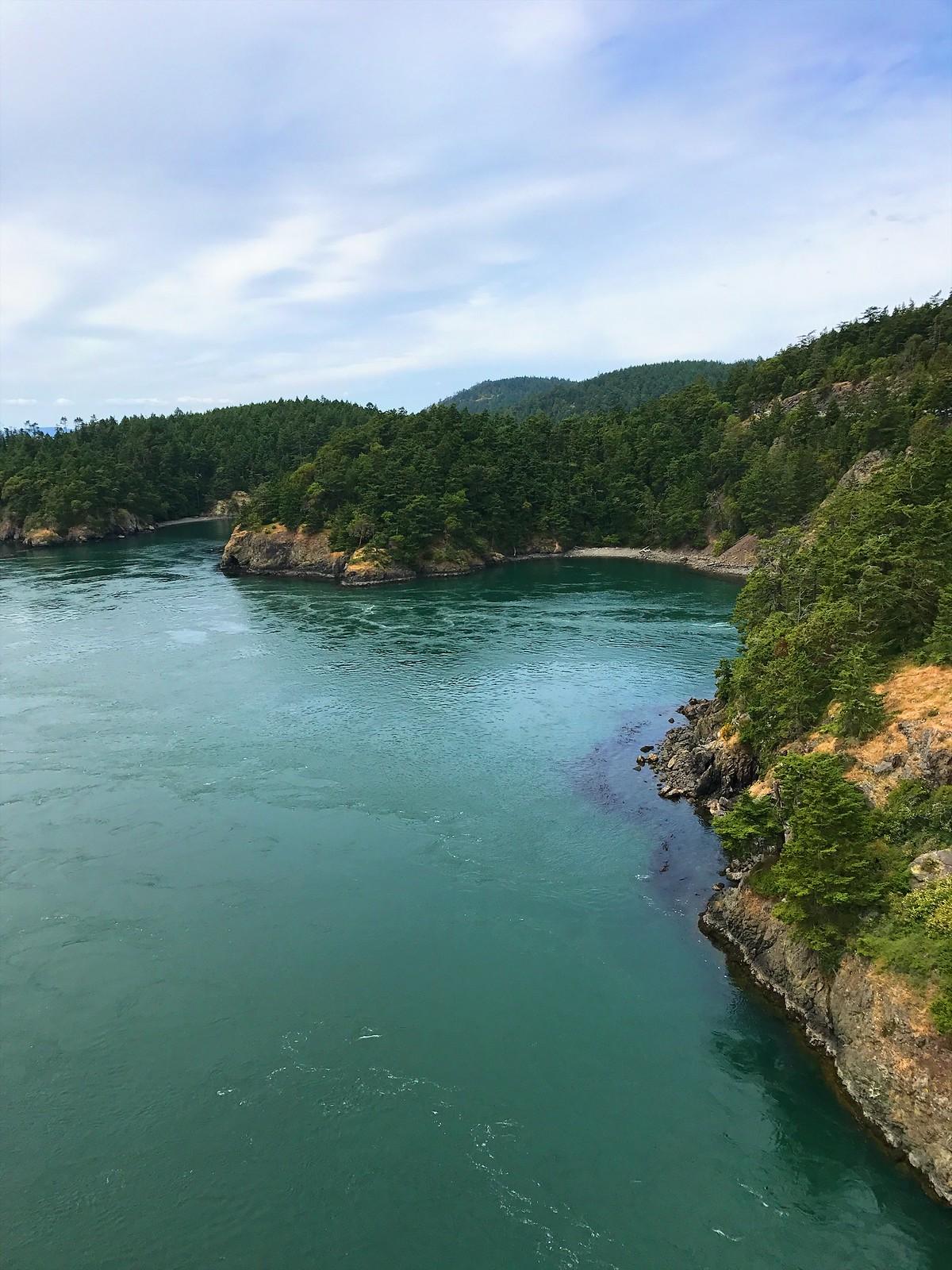 Deception Pass & North Cascades National Park