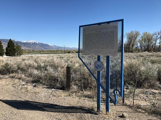 Nevada Historical Landmark #118
