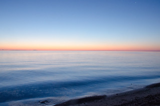 Soft Sunrise on Lake Huron | by dailyinvention