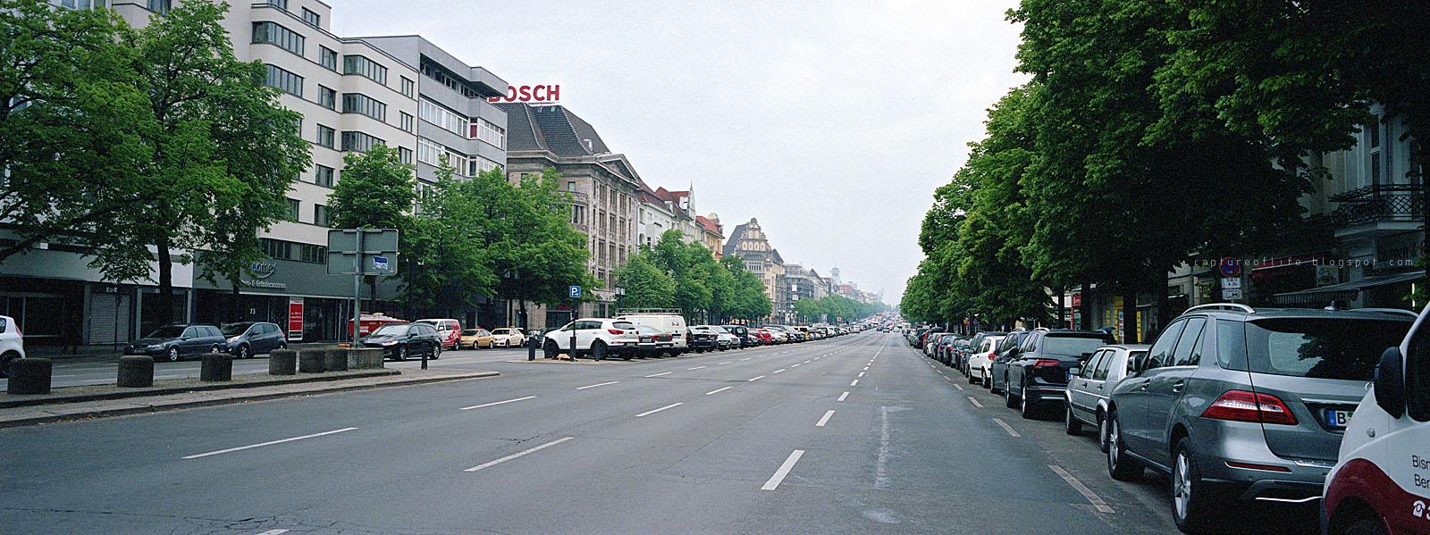 Bismarckstraße, Berlin