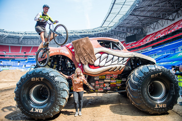 Monster Jam - Juin 2017