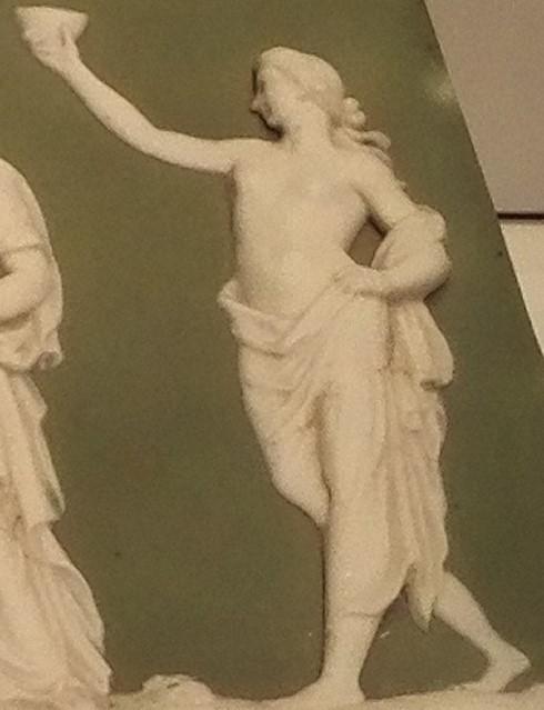 乾杯 ジャスパー陶器 神々