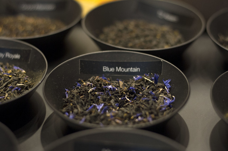 Blue Mountain Tea T2