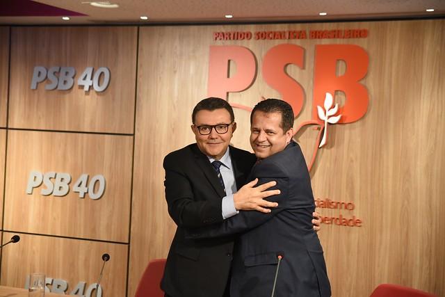Filiação do deputado federal Valtenir Pereira