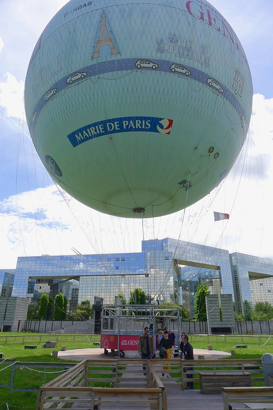 Le ballon de Paris
