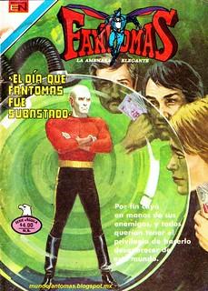 2-346 El dia que Fantomas fue subastado $$