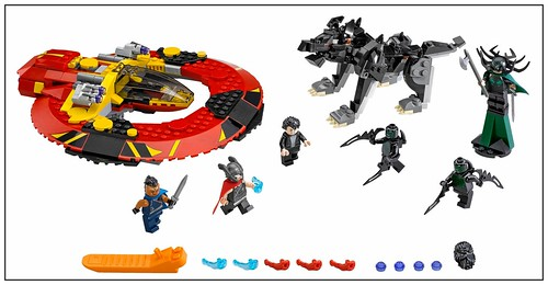 LEGO Marvel Super Heroes 76084 The Ultimate Battle for Asgard 00