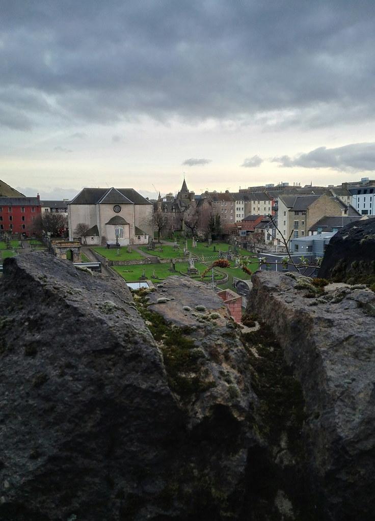 エジンバラ市民墓地