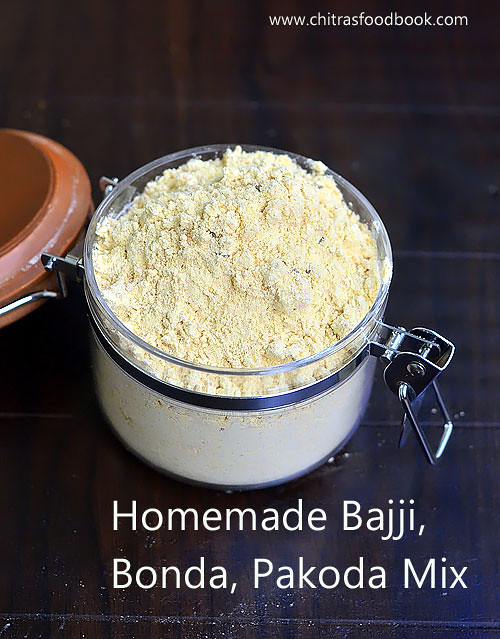 Bajji bonda mix powder