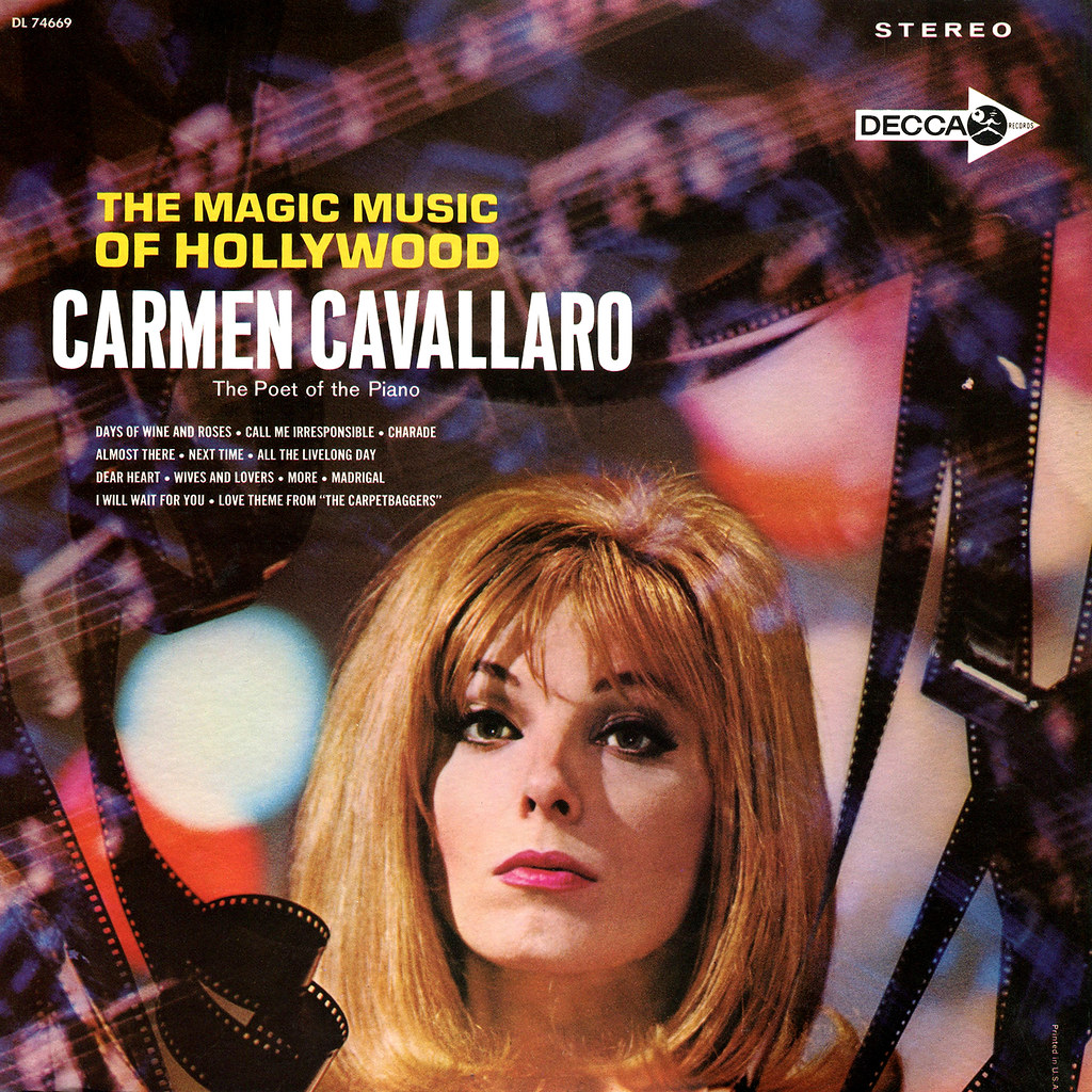 Carmen Cavallaro - The Magic Music of Hollywood