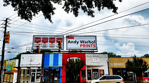 Warhol in Atlanta
