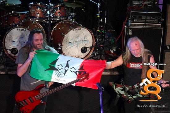 Sodom - C3 Stage - Guadalajara, Jalisco, México. (15 - junio- 2017)