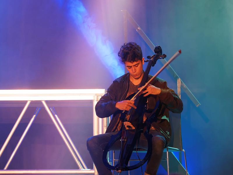 Concert Rock avec violon, violoncelle et batterie 35300203411_d3ef756dff_c