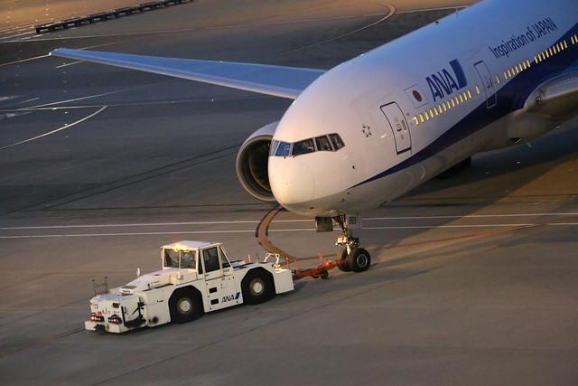 産業別労働組合 航空連合 空港で働く魅力発信プロジェクト 羽田空港