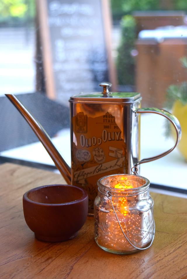Olive Oil at Mercante, Mayfair | www.rachelphipps.com @rachelphipps