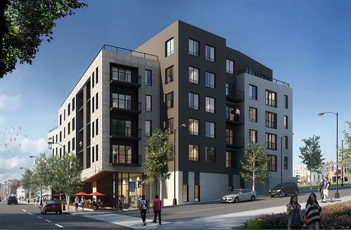 3200 Washington Street Renderings