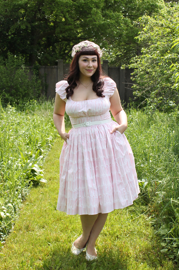bernie dexter pink dress
