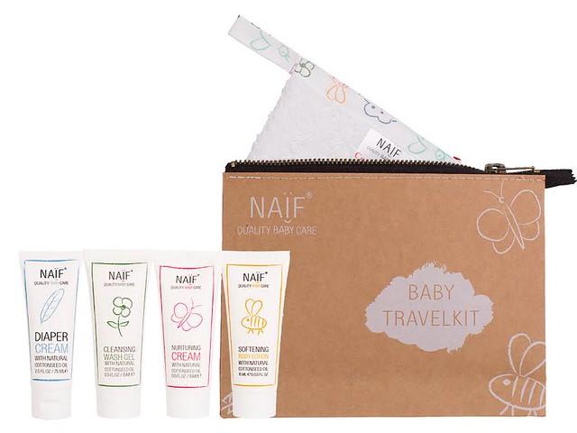 Kit de Viaje de Naïf Baby&Kids Care