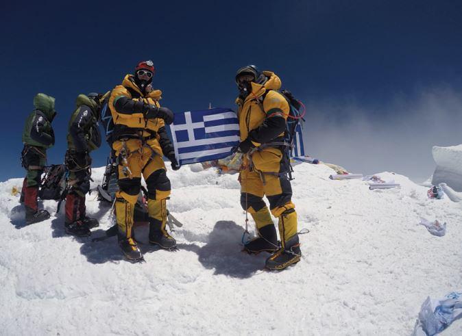 Κορυφή Everest - 8.848m