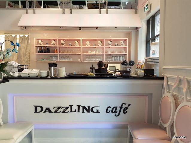 Dazzling Café Yonge & Sheppard