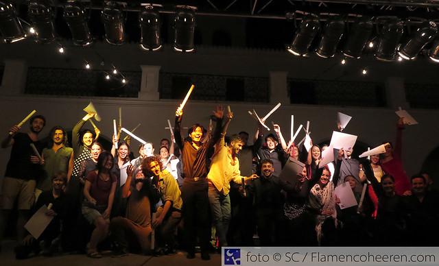 Flamenco en el Alamillo 2017. Galas de fin de curso de la Fundación Cristina Heeren [22 de junio]