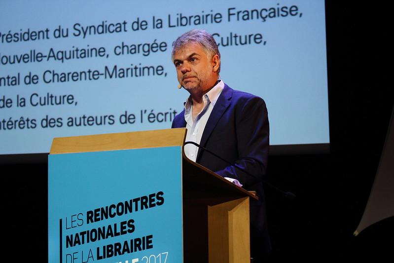 Rencontres nationales de la librairie 2017 à La Rochelle